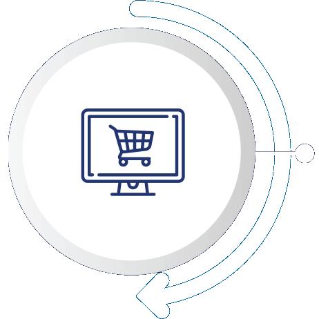 e-commerce platforms such as woocommerce, magento, prestoshop.